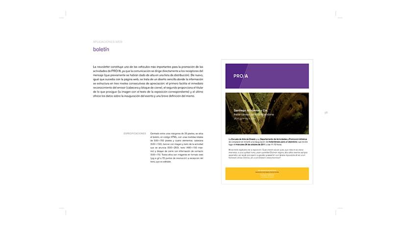 PRO/A, Departamento de Actividades y Promoción Artística 4