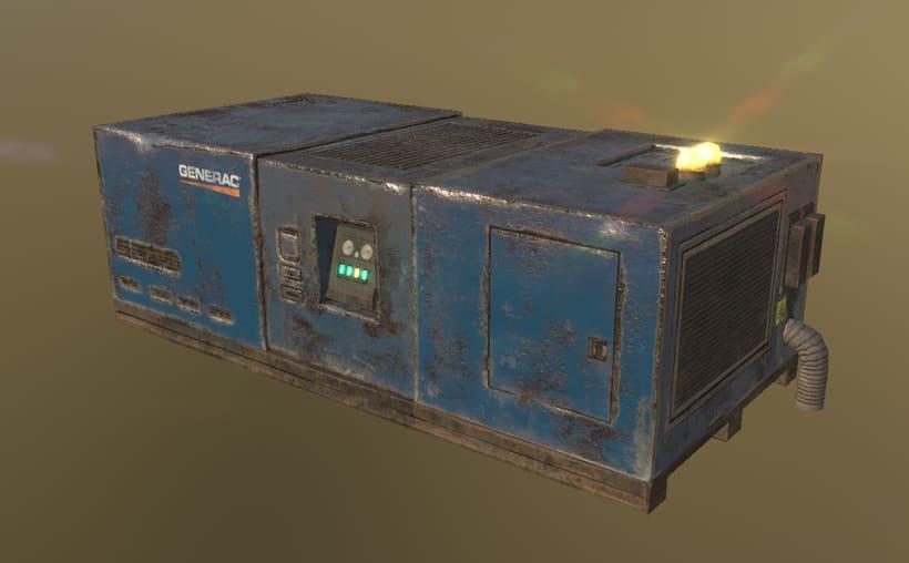 Art test for Fireproof Games 6