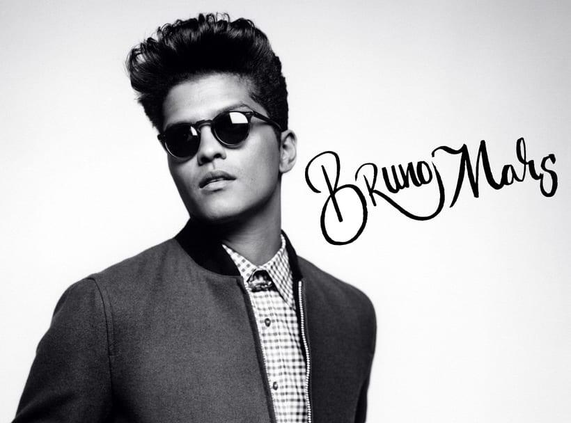 """Proyecto final """"Bruno Mars"""" 5"""