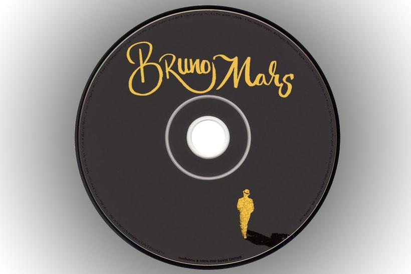 """Proyecto final """"Bruno Mars"""" 7"""