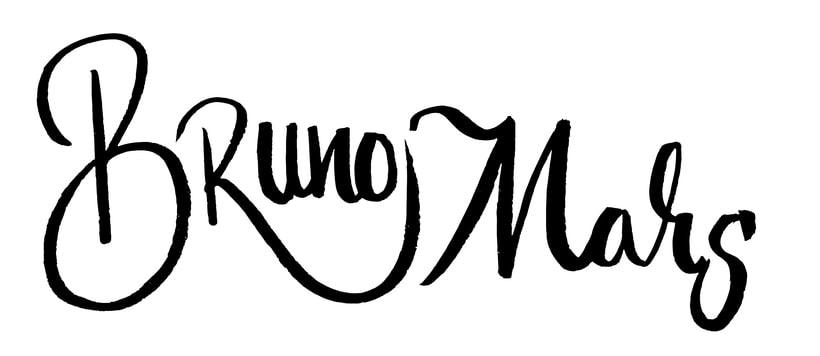 """Proyecto final """"Bruno Mars"""" 3"""