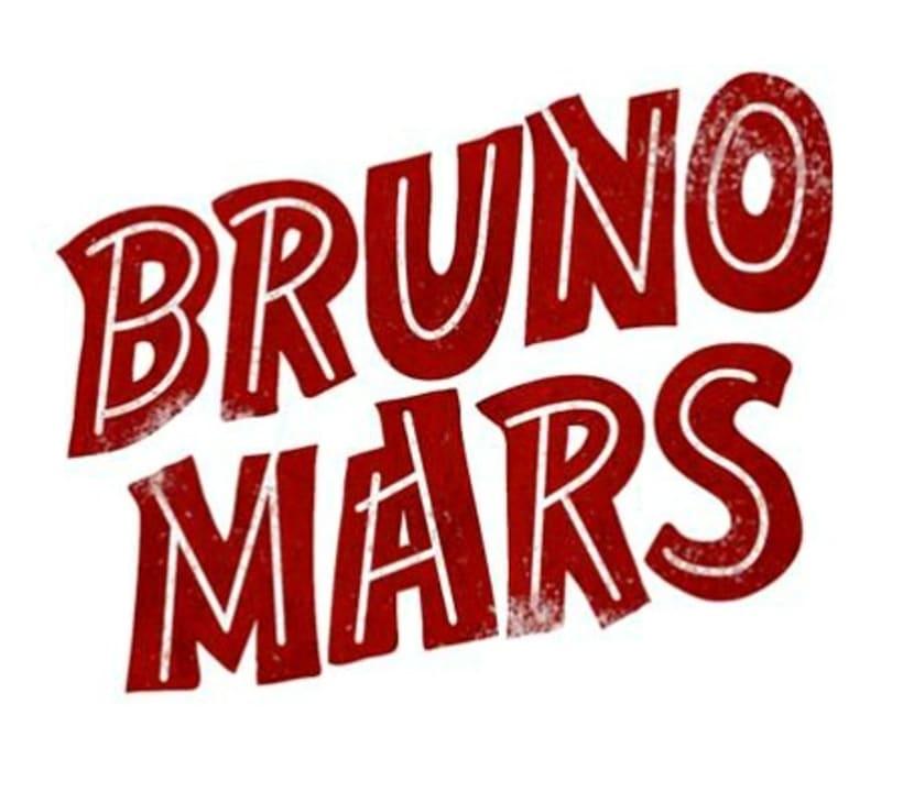"""Proyecto final """"Bruno Mars"""" 2"""