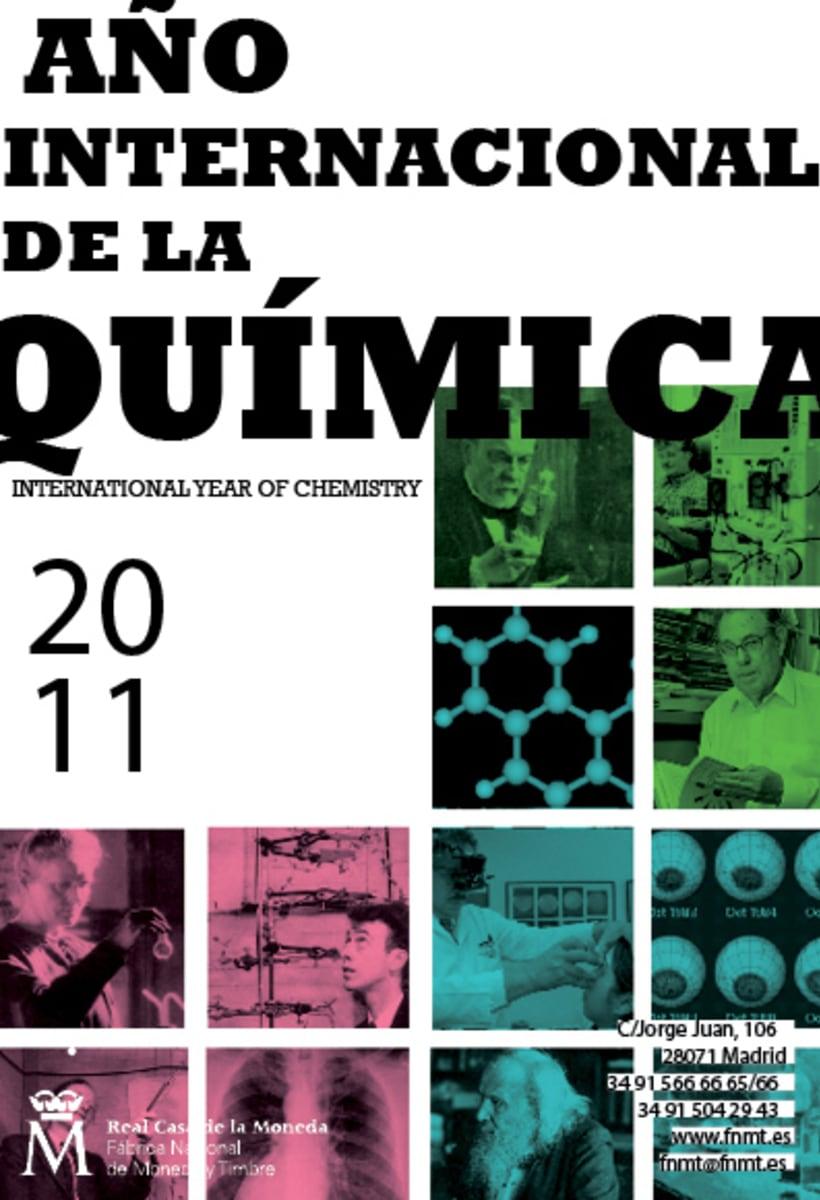 """Agenda """"Año Internacional de la Química 2011"""" 1"""