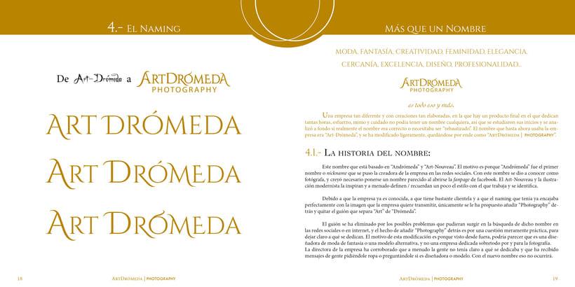 Imagen Corporativa ArtDrómeda 3