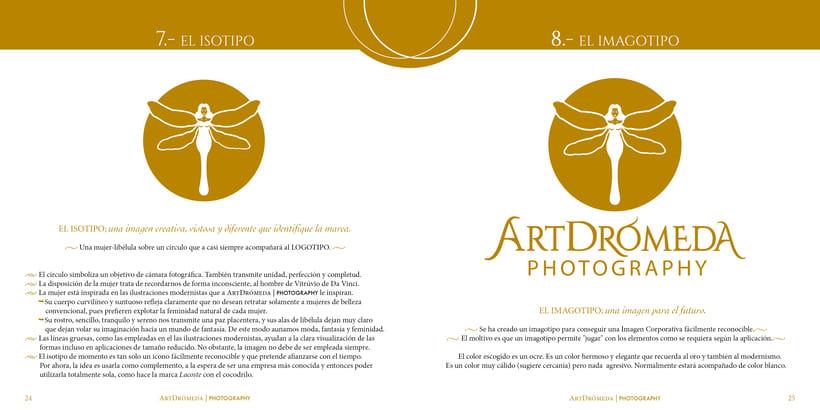 Imagen Corporativa ArtDrómeda 4