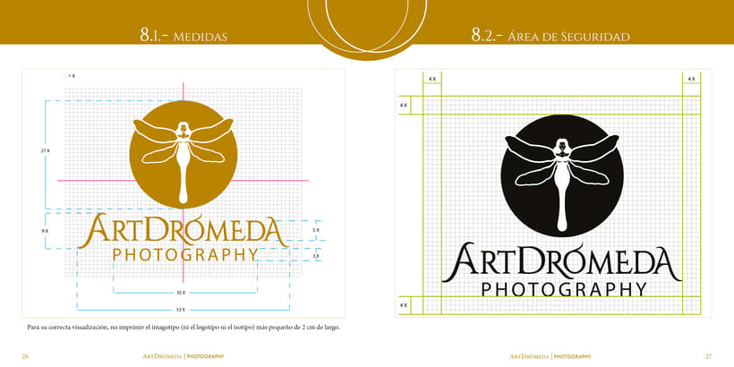 Imagen Corporativa ArtDrómeda 5