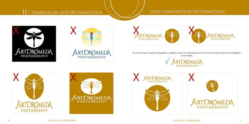 Imagen Corporativa ArtDrómeda 7