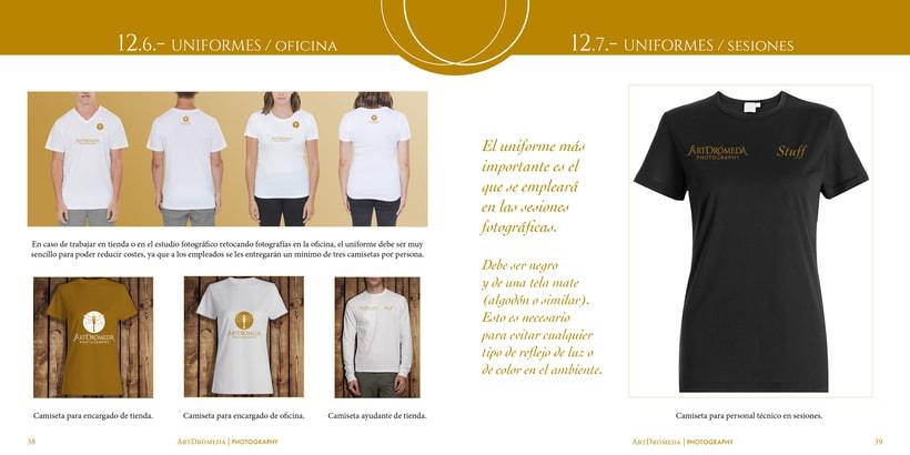 Imagen Corporativa ArtDrómeda 11