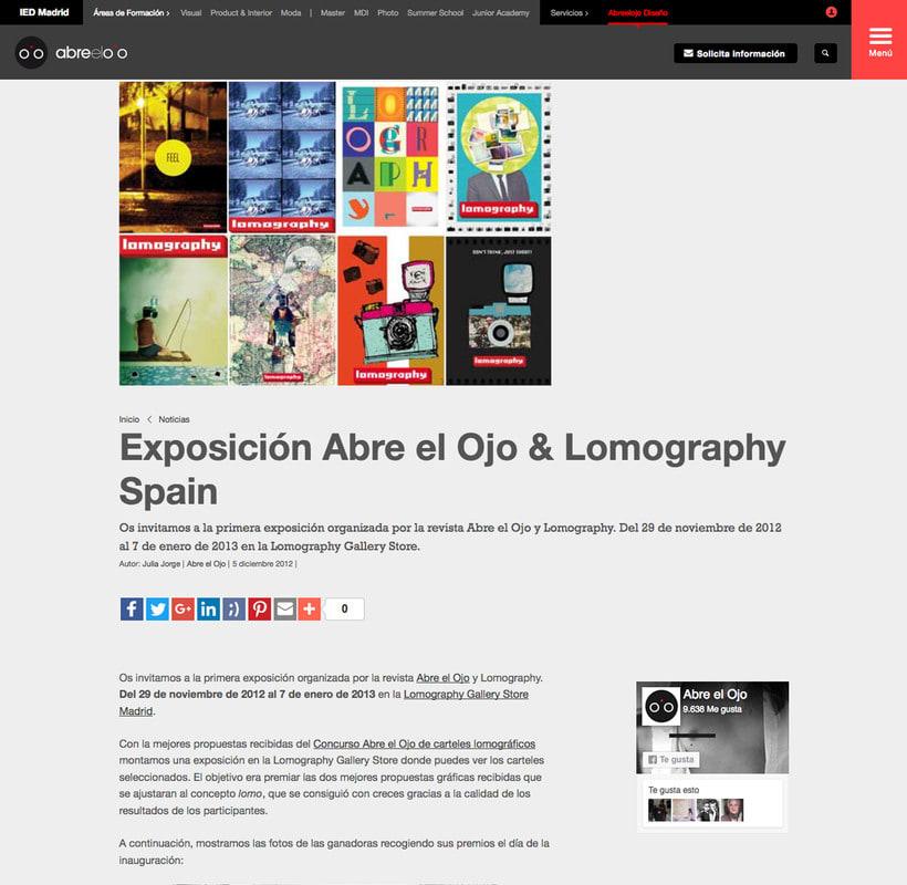 Abre el Ojo & Lomography Spain 3