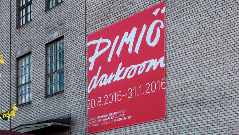 Pimiö – Darkroom 4