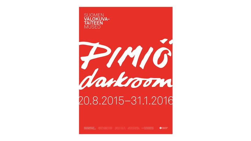 Pimiö – Darkroom 0