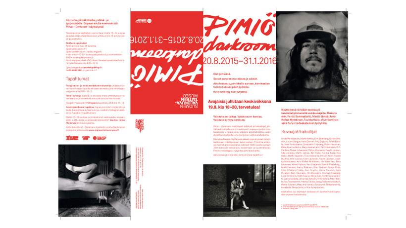 Pimiö – Darkroom 2