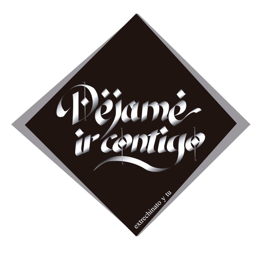 Mi Proyecto del curso: Caligrafía y lettering para manos inquietas lucascarot 0