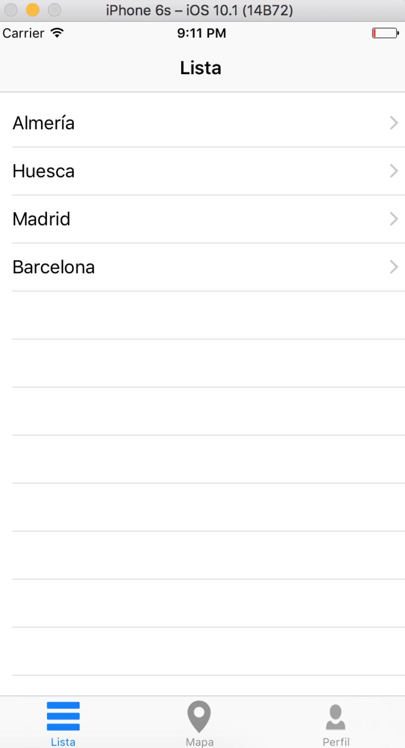 Proyecto: programación de apps para iPhone 0