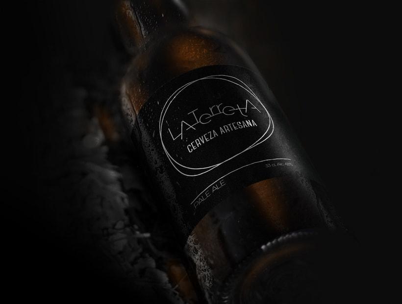 marca cerveza La Terreta 2