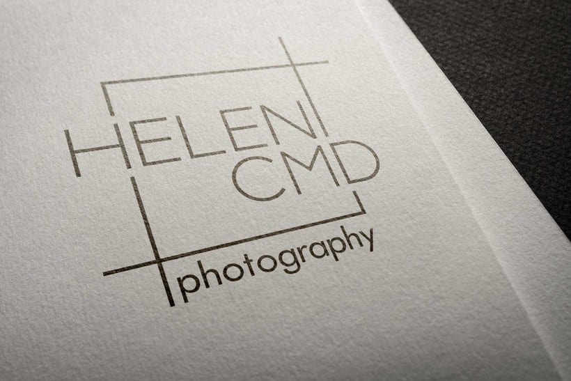 Brand Identity and Website for Helen CMD 0