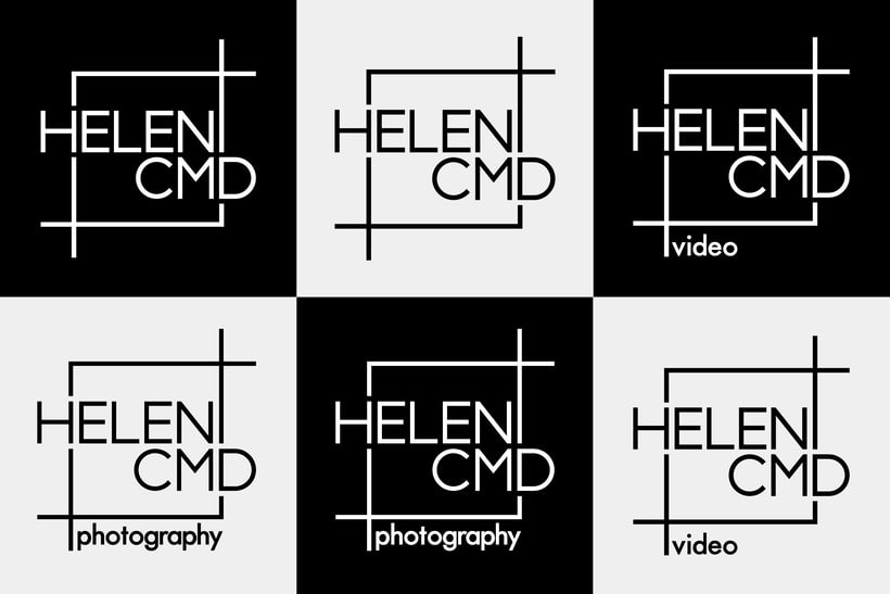 Brand Identity and Website for Helen CMD 1