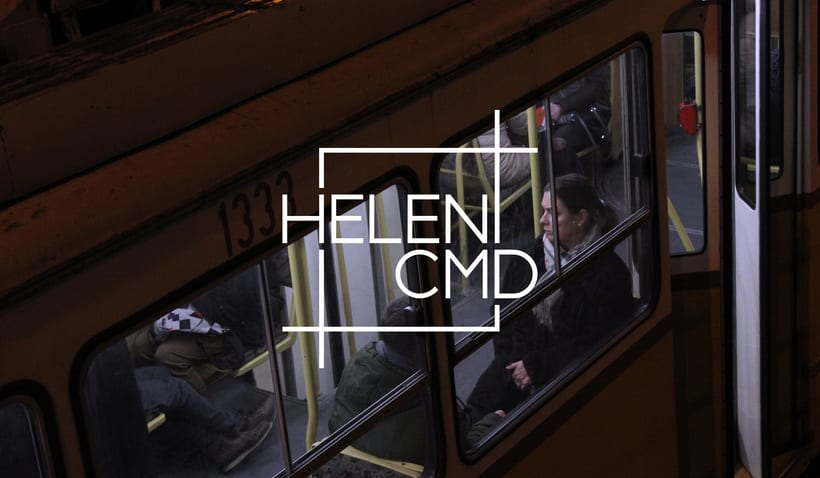 Brand Identity and Website for Helen CMD 2