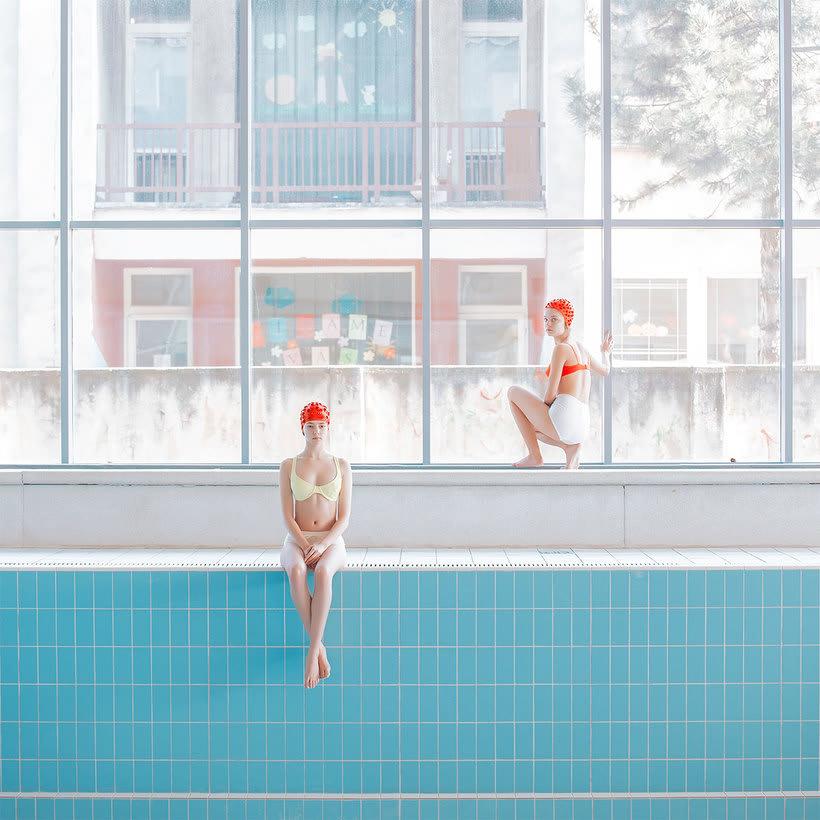 Una oda fotográfica a la soledad, de Maria Svarbova 1