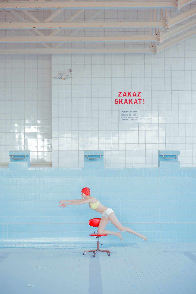 Una oda fotográfica a la soledad, de Maria Svarbova 5