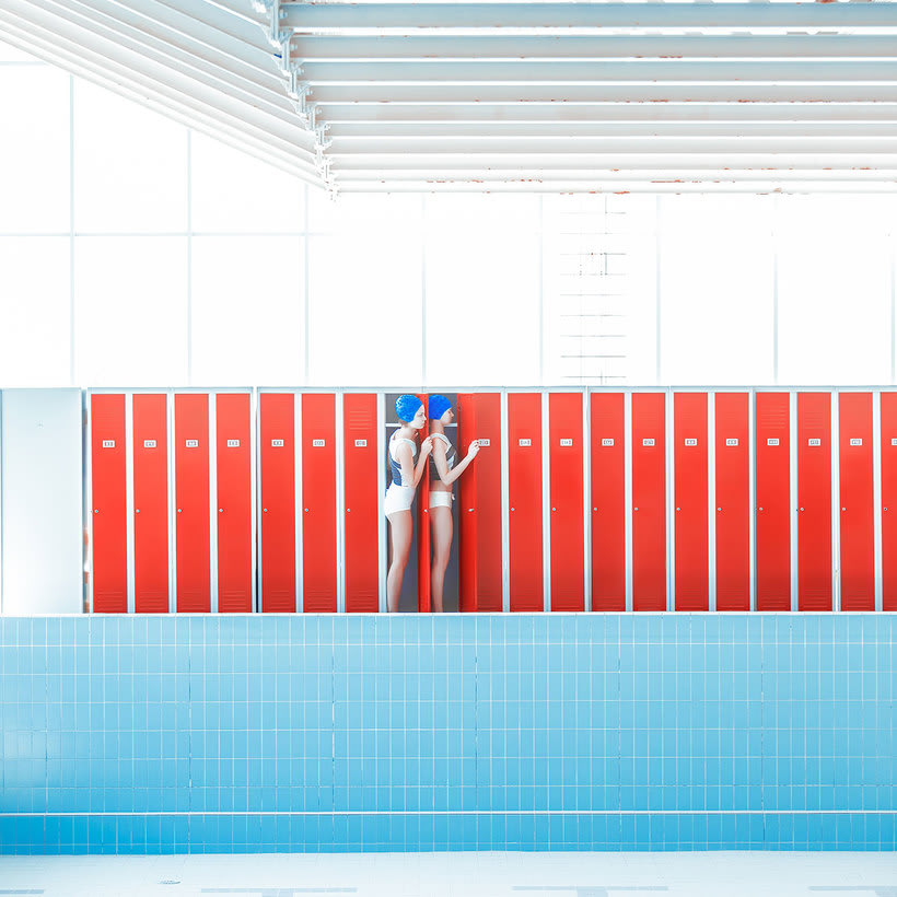 Una oda fotográfica a la soledad, de Maria Svarbova 6
