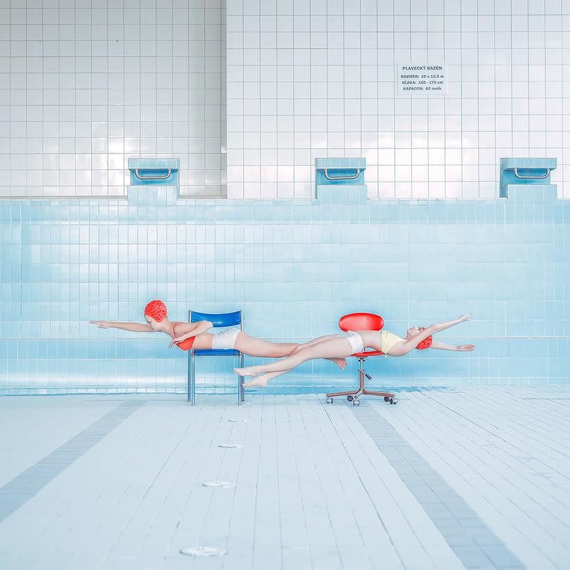 Una oda fotográfica a la soledad, de Maria Svarbova 10