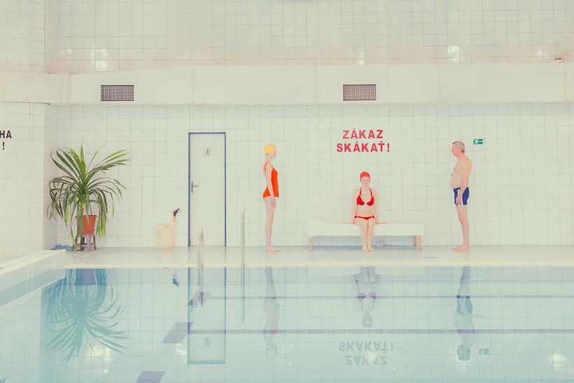 Una oda fotográfica a la soledad, de Maria Svarbova 21