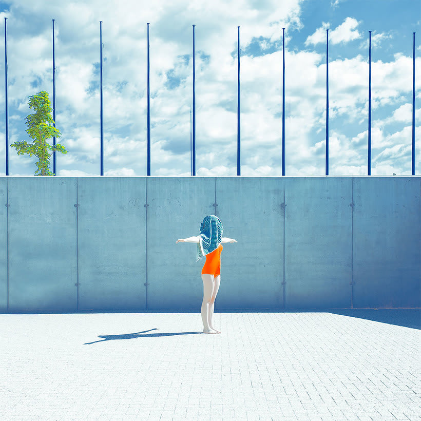 Una oda fotográfica a la soledad, de Maria Svarbova 23