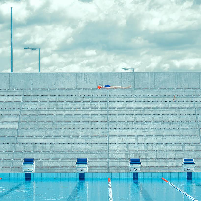 Una oda fotográfica a la soledad, de Maria Svarbova 24