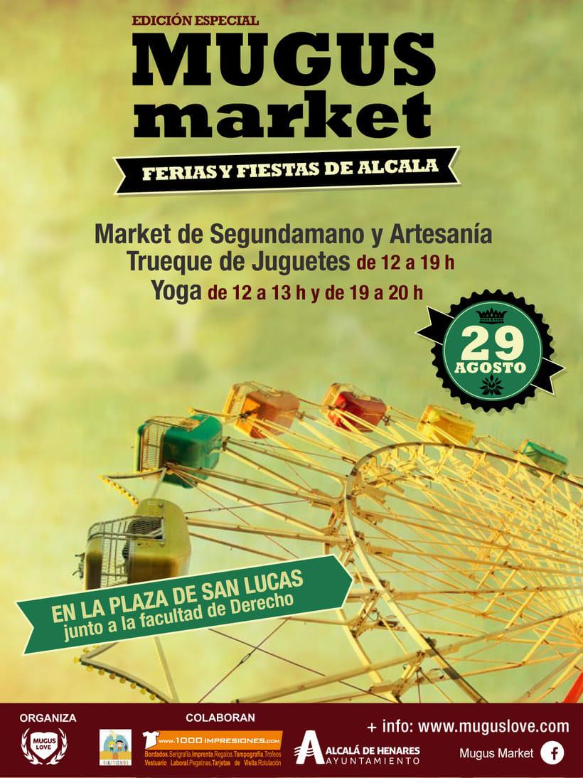 Mugus Market agos'16 1