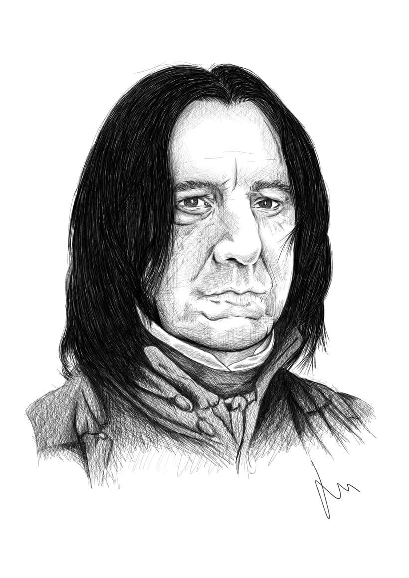 Severus Snape 0