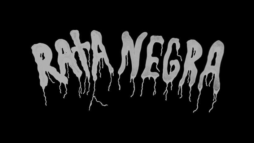 Rata Negra - Dientes sobre metal 3