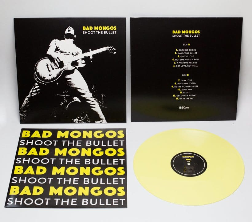 BAD MONGOS album cover & artwork 0