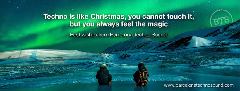 Concurso Barcelona Techno Sound 0