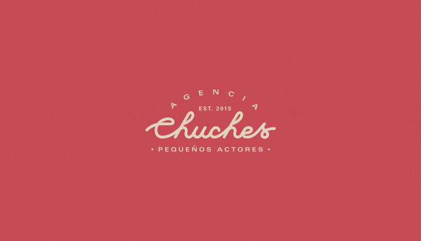 Agencia Chuches - Brand Identity 0