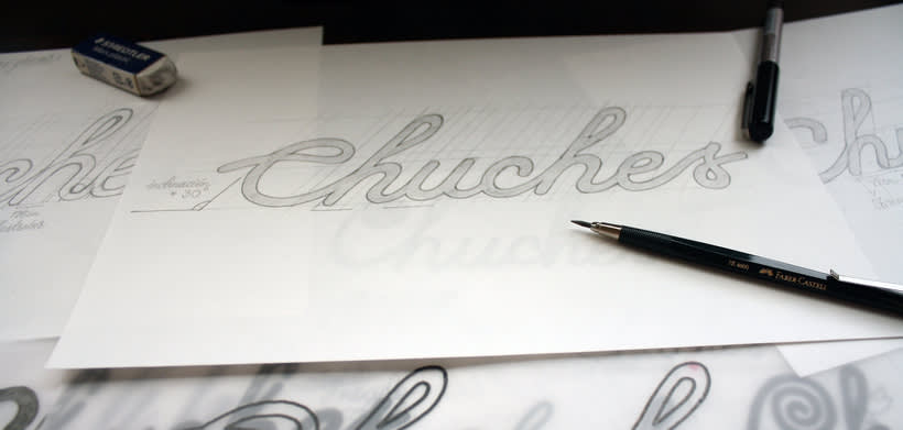 Agencia Chuches - Brand Identity 1