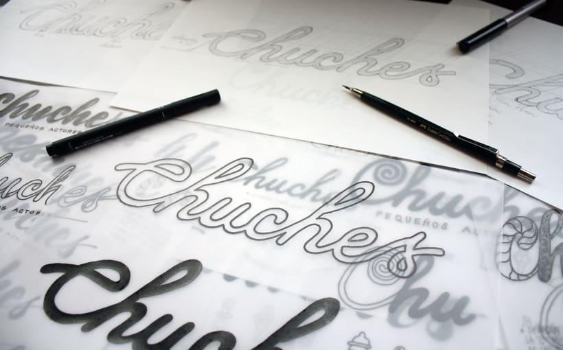 Agencia Chuches - Brand Identity 2