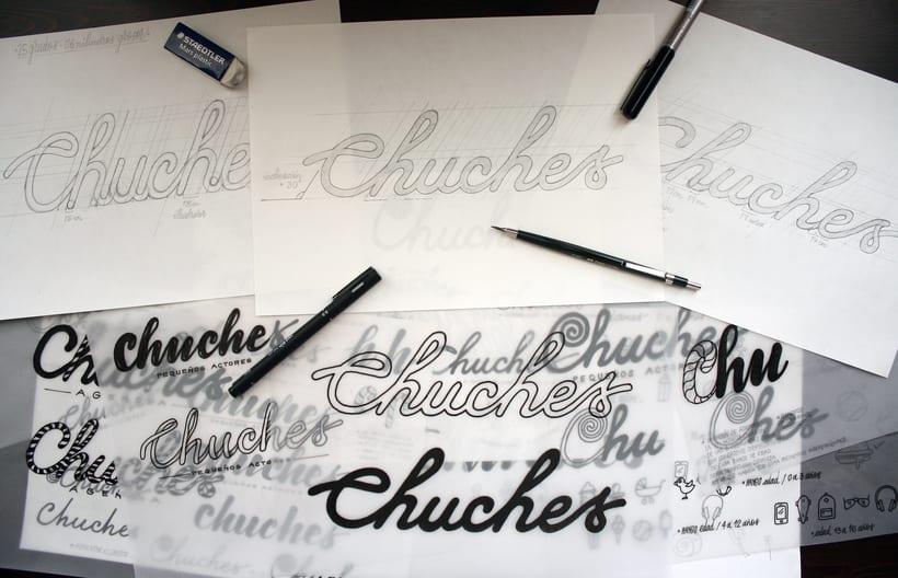 Agencia Chuches - Brand Identity 3