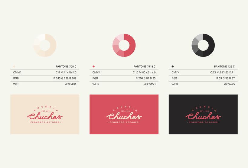 Agencia Chuches - Brand Identity 5