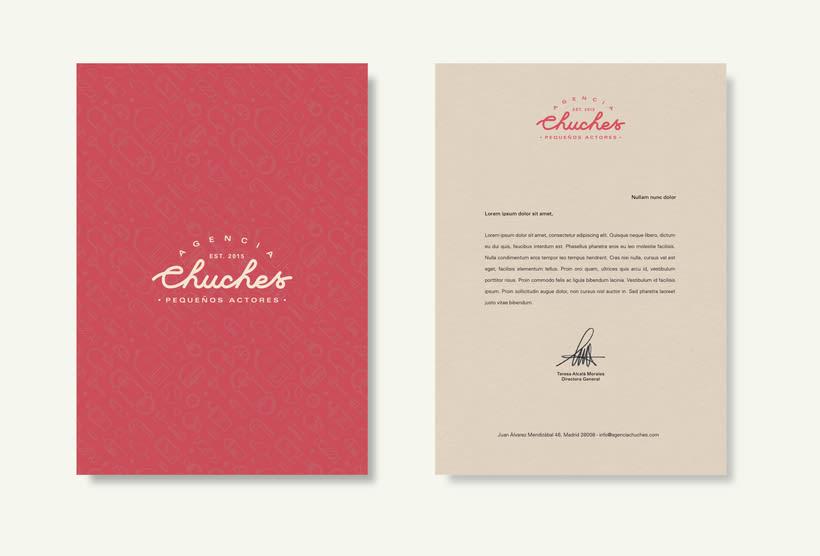 Agencia Chuches - Brand Identity 12