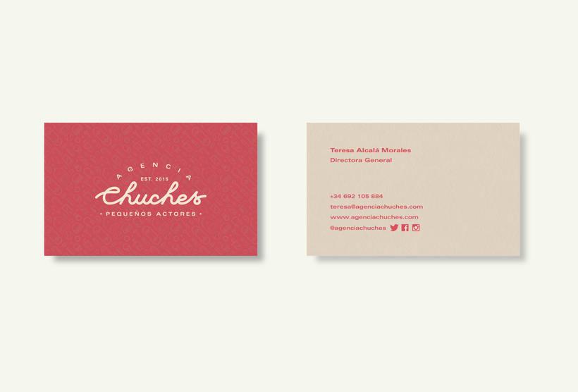 Agencia Chuches - Brand Identity 11
