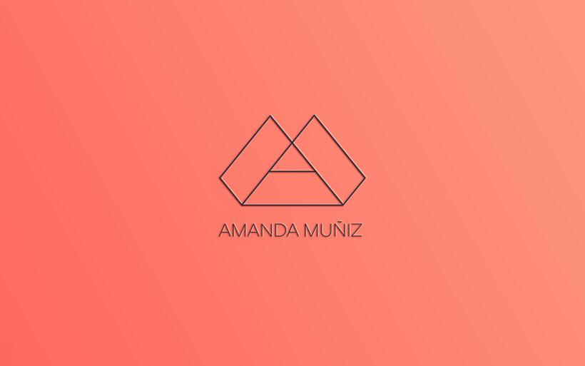 Amanda Muñiz Photography - Corporate Identity 0