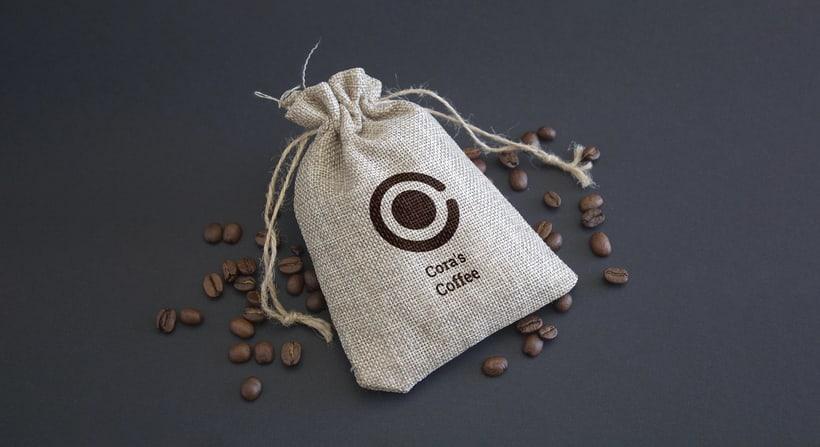 Cora´s Coffee - Corporate Identity 1