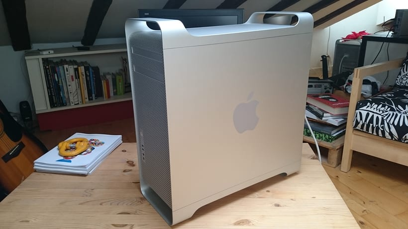 vendo Mac Pro 3,1 2x2.8 Ghz Quad-Core (8 cores) 0