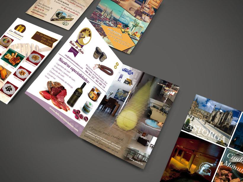 Publicidades para publicaciones en Editorial Mic -1