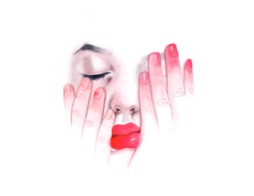Mónica Loya muestra la belleza más fantasmagórica 3