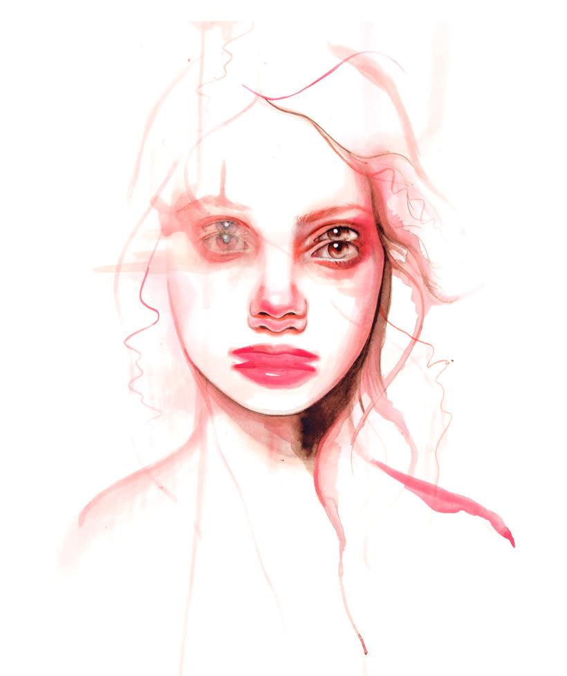 Mónica Loya muestra la belleza más fantasmagórica 12