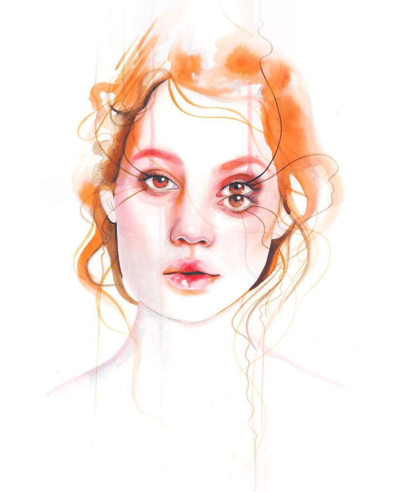 Mónica Loya muestra la belleza más fantasmagórica 14