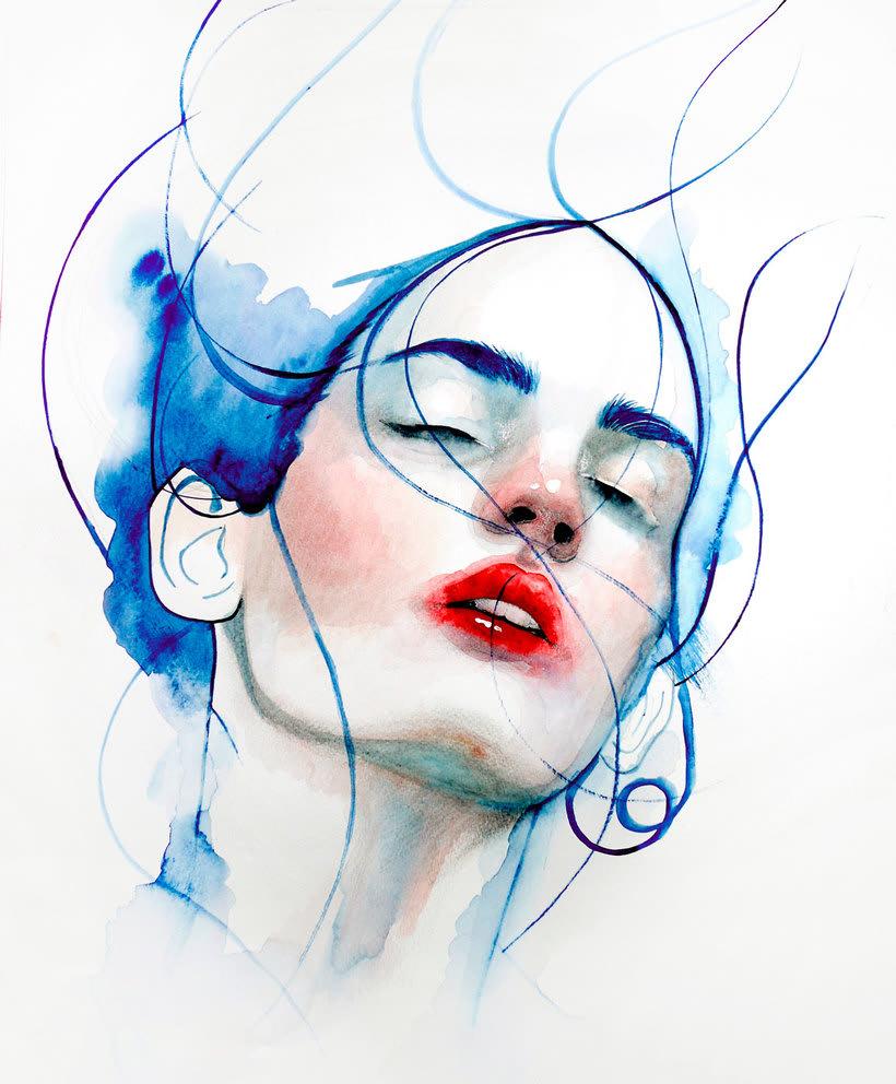 Mónica Loya muestra la belleza más fantasmagórica 18