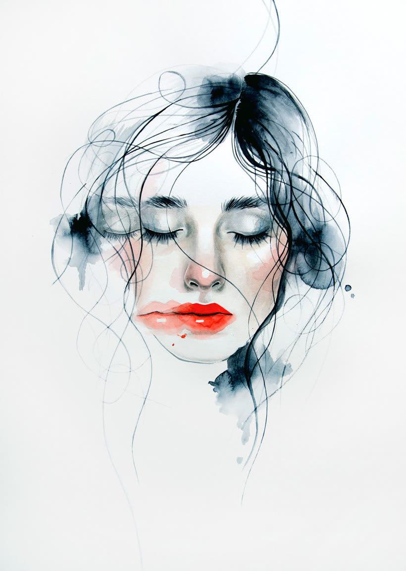 Mónica Loya muestra la belleza más fantasmagórica 19